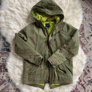 ❤️GAP KIDS❤️Soft Canvas style winter coat❤️XXL